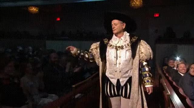 Watch this bill murray GIF on Gfycat. Discover more bill murray, celebrities, celebrity, celebs, royalty GIFs on Gfycat