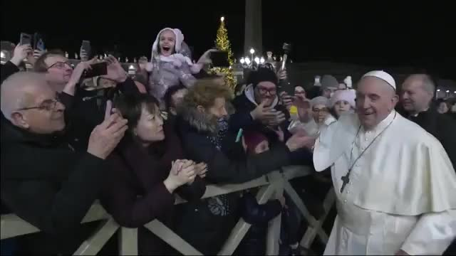 Watch and share Pope GIFs on Gfycat