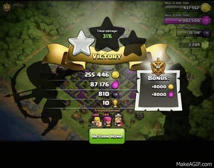 Watch and share Coc Loot GIFs on Gfycat