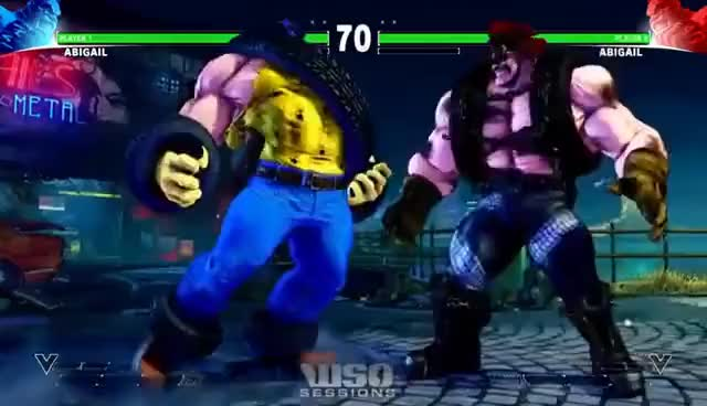 Watch and share SFV: ABIGAIL BACKDASH GIFs on Gfycat
