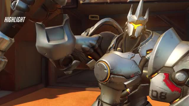 Watch and share Highlight GIFs and Overwatch GIFs by Pazyn/AdviceGuru on Gfycat