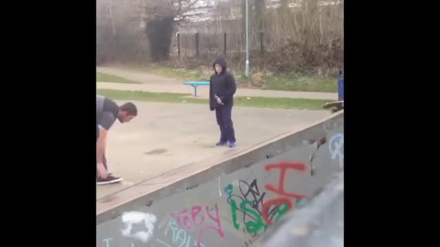 Watch Scooter kid fail GIF on Gfycat. Discover more fail, kid, scooter GIFs on Gfycat