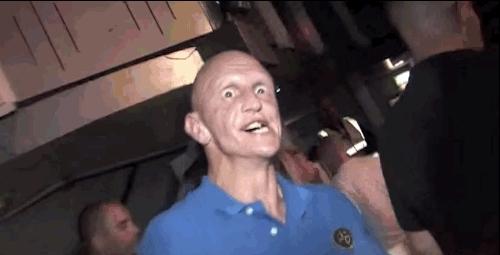 aliensamongus, alien tries to blend in at night club (reddit) GIFs
