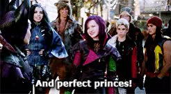 Watch and share Disney Descendants GIFs and Sofia Carson GIFs on Gfycat