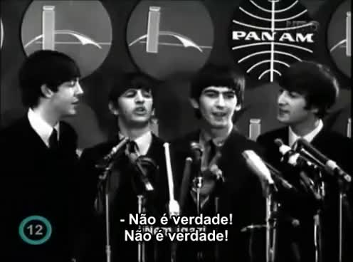 Watch and share The Beatles GIFs on Gfycat