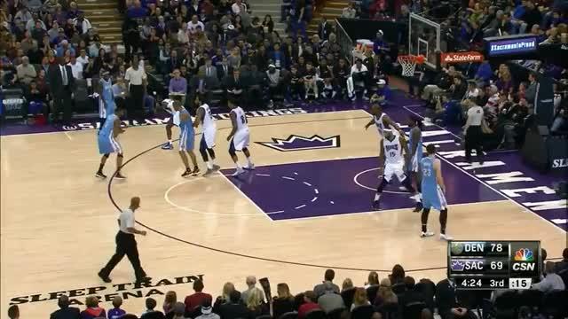 Watch Jusuf Nurkic 16 pts 8 rebs 3 blks vs Kings 09.01.2015 GIF on Gfycat. Discover more Jusuf Nurkić (Basketball Player), nba GIFs on Gfycat