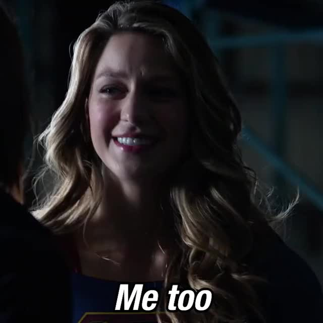 Watch and share Supergirl 2x02 - 04 - Kara, Me Too GIFs by Crankrune on Gfycat