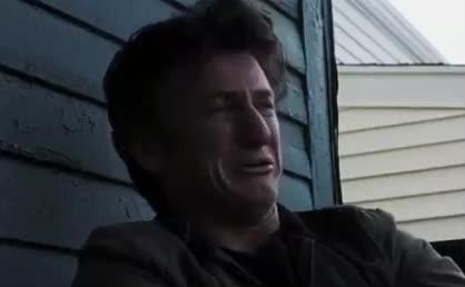 GIF Brewery, angry, boohoo, cry, crying, penn, sad, sean, Sean Penn crying GIFs
