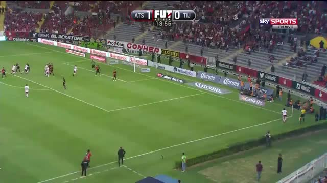 Watch and share Tijuana's Aviles Hurtado Amazing Chilena Vs. Atlas [1-1] GIFs on Gfycat