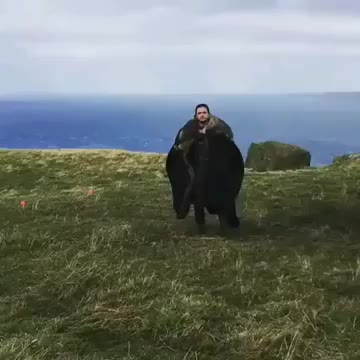 Watch We always knew Jon Snow would ride a dragon one day. It was foreshadowed so heavily in season 7 GIF by tothetenthpower (@tothetenthpower) on Gfycat. Discover more related GIFs on Gfycat
