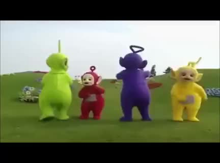 Watch and share Teletubbies Dancing Dessert GIFs on Gfycat