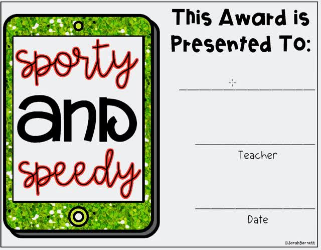 Watch and share Class Awards Editable GIFs on Gfycat