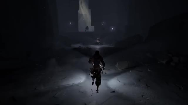 Ashen - The Open World, Co-op, Action RPG GIF | Find, Make