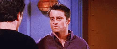 Watch this friends GIF on Gfycat. Discover more friends, joey tribbiani, matt le blanc GIFs on Gfycat