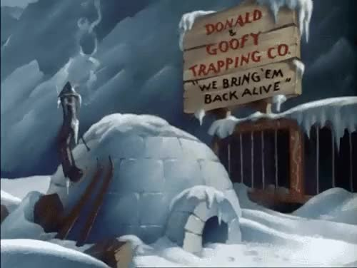 Watch and share Polar Trappers GIFs and Gameraboy Gif GIFs on Gfycat