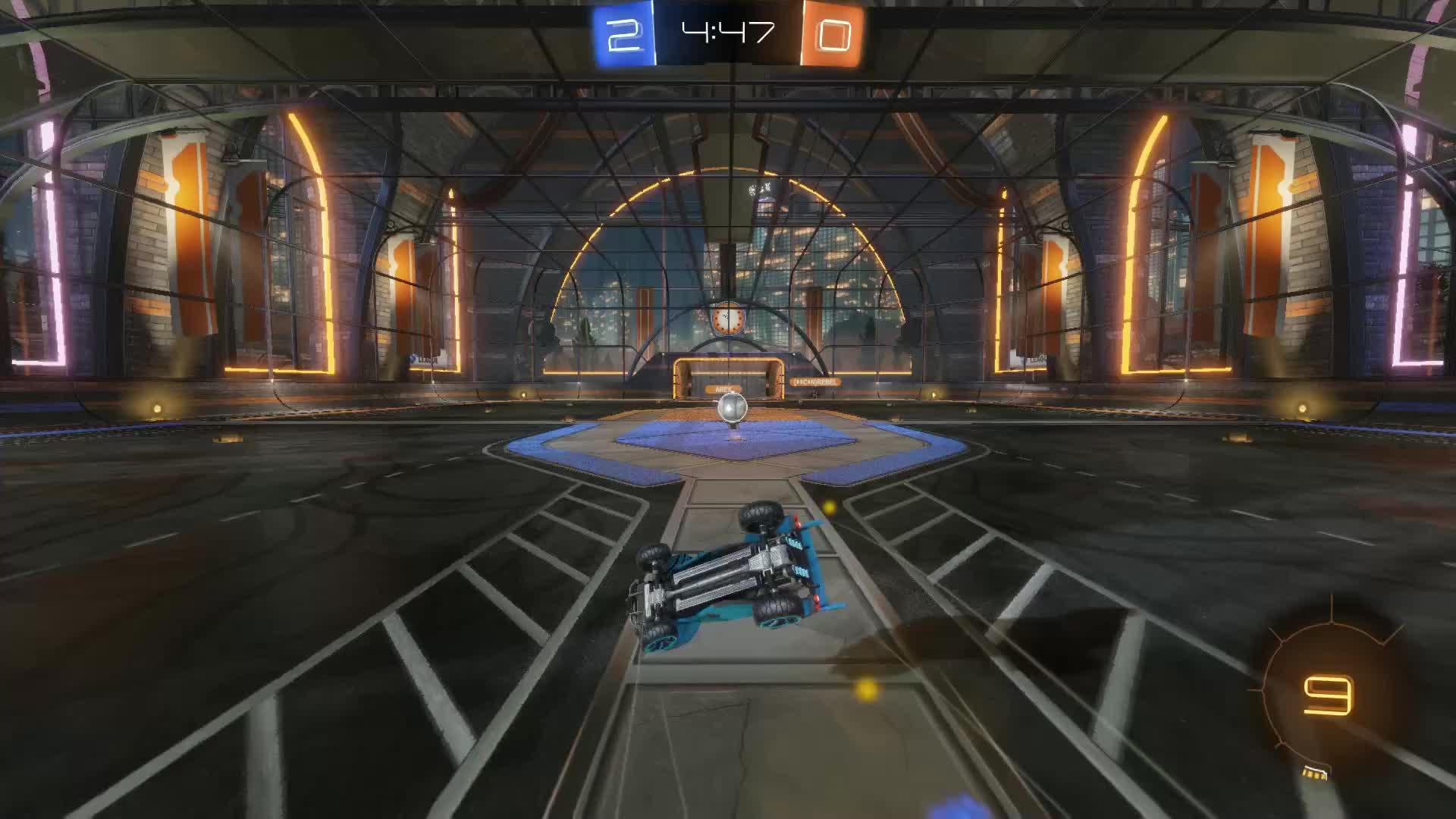 Gif Your Game, GifYourGame, Goal, Rocket League, RocketLeague, mfw, Goal 3: mfw GIFs