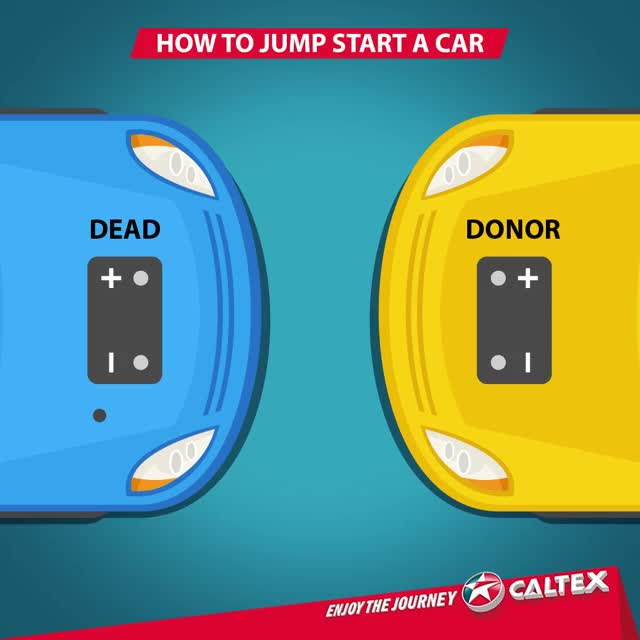 Watch and share 15 April Caltex FB Jump Start Your Car GIFs on Gfycat
