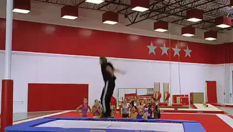 Watch and share Trampoline GIFs on Gfycat