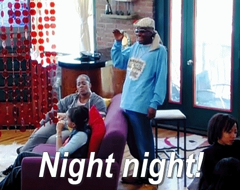 dave chappelle, gif, good night, the chappelle show,  GIFs