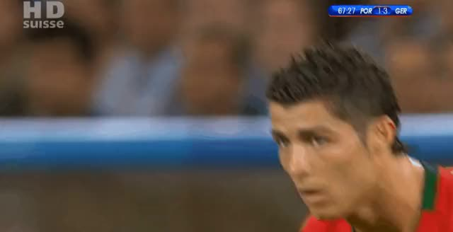 Watch and share Cristiano Ronaldo Awful Freekick Vs Germany 19.06.2008 GIFs by FIFPRO Stats on Gfycat