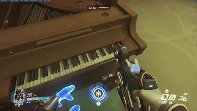 Watch and share Overwatch GIFs by alyssonp on Gfycat