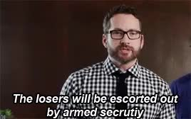 Watch and share Rooster Teeth GIFs and Burnie Burns GIFs on Gfycat