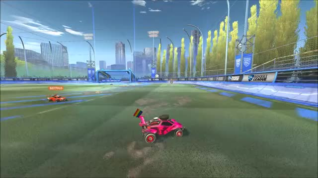 Watch and share Rocket League GIFs and Freestyle GIFs by dad stop on Gfycat