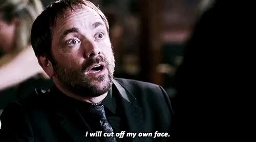 Watch Crowley is my spirit animal.  GIF on Gfycat. Discover more Crowley, Crowley spn, King of hell, King of sass, Mark A. Sheppard, demon, handsome, hell, perfect, sassy, spirit animal, spn, supernatural, superwholock, yes GIFs on Gfycat