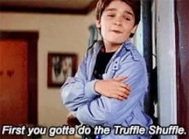 Watch and share Truffle Shuffle GIFs on Gfycat