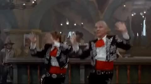 Watch and share Three Amigos Dancing GIFs on Gfycat