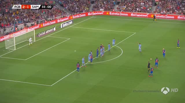 Watch Goal #2 - Live - Liverpool GIF by s11 (@s11-1617) on Gfycat. Discover more Lionel Messi, d10s GIFs on Gfycat