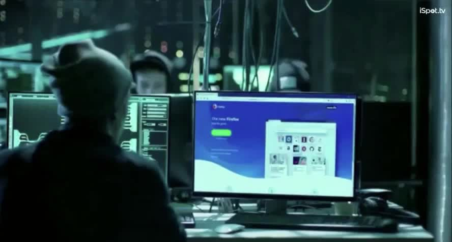 30 sec firefox quantum ad spot for mr robot on usa network, GIF Brewery, the new firefox... GIFs