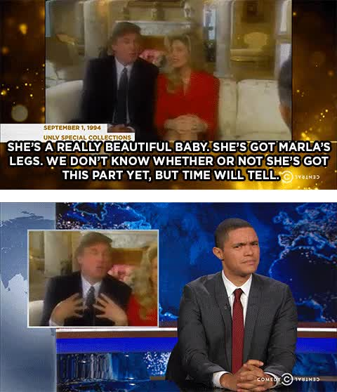 Watch Sounds GIF on Gfycat. Discover more trevor noah GIFs on Gfycat