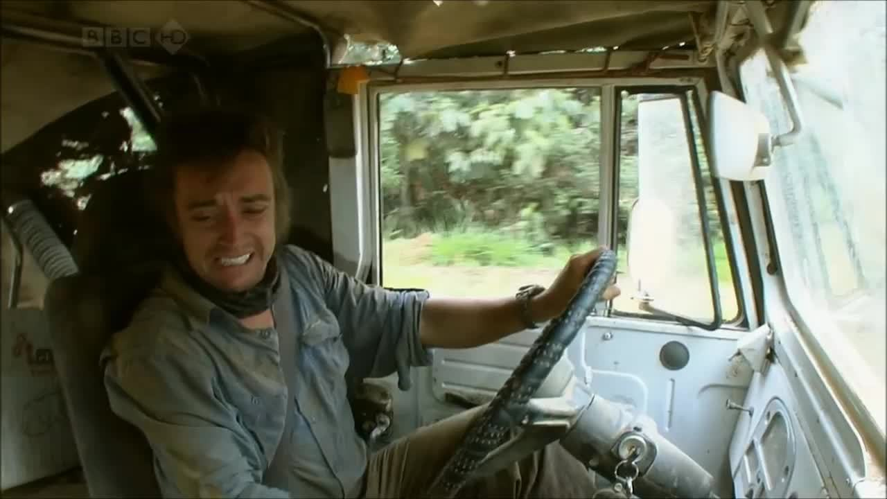 4x4, MRW I'm driving over ice corrugations in my old 4x4 GIFs