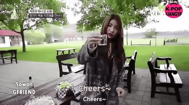 Muôn vàn biểu cảm khó đỡ của sao Hàn khi uống rượu: Say hay không say nói một lời