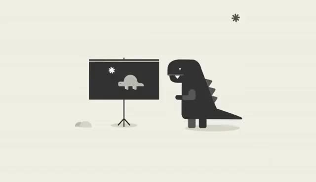 Watch bob dinosaur GIF on Gfycat. Discover more crowdfunding GIFs on Gfycat