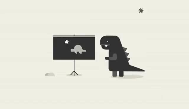 Watch and share Bob Dinosaur GIFs on Gfycat