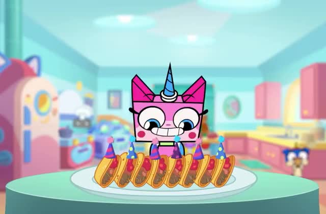 Watch and share Unikitty GIFs and Awesome GIFs by The GIF Farmer on Gfycat