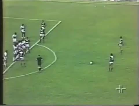 Watch and share Palmeiras 4 X 4 São Paulo (Campeonato Brasileiro 1985) GIFs on Gfycat