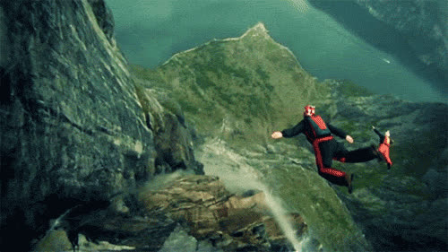 Skydiving GIFs