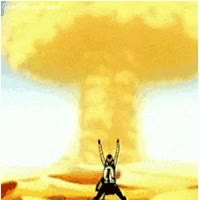 Watch and share Mushroom Cloud GIFs on Gfycat
