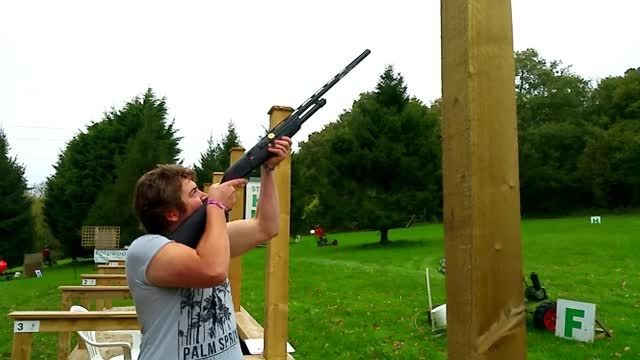 Watch this gun GIF by Kieran O'Neill (@-kizza-) on Gfycat. Discover more 12 gauge, gun, gunporn, guns, pump action, pump-action, shell, shotgun, slomo, slow motion, slow-motion GIFs on Gfycat