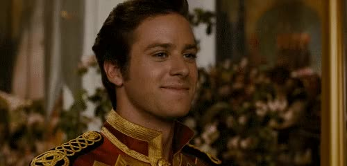 Watch and share Armie Hammer GIFs and Smile GIFs on Gfycat