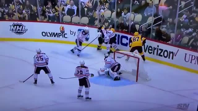 Watch Crosby working down low against McDavid and just when you think McDavid stops him, you're wrong because Crosby never los GIF by Beep Boop (@hockeyrobotthing) on Gfycat. Discover more hockey GIFs on Gfycat