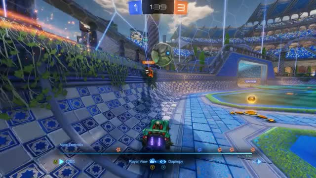Watch and share Rocket League GIFs by beegie on Gfycat