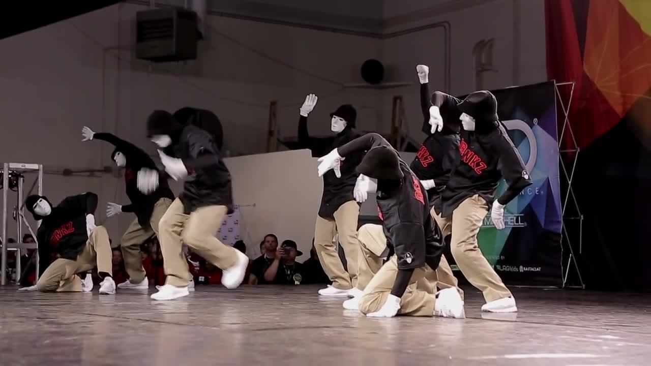Jabbawockeez at World of Dance Bay Area 2014 (reddit) GIFs