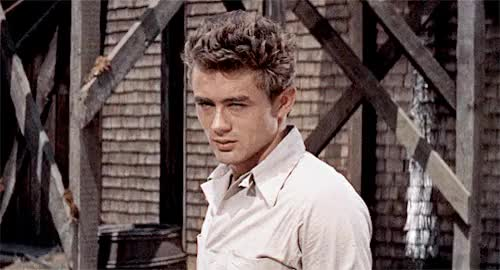 Watch James Dean as Cal Trask in East of Eden (1955) GIF on Gfycat. Discover more *, 1955, 50s, East of Eden, Elia Kazan, James Dean, eastofeden*, my gif, this is on my drafts for too long GIFs on Gfycat