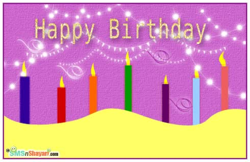 Watch and share Candle Birthday Card GIFs on Gfycat