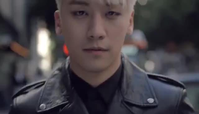 Seungri, BIGBANG - LOSER M/V GIFs