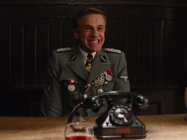 Watch and share Inglourious Basterds GIFs and Christoph Waltz GIFs by MikeyMo on Gfycat